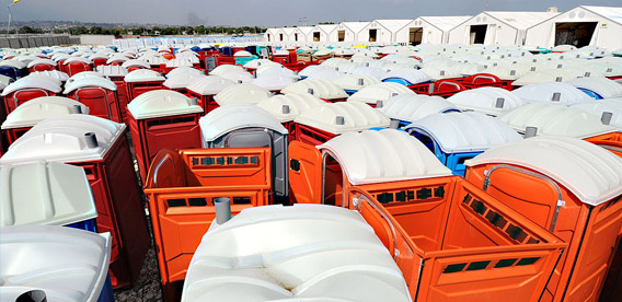 Champion Portable Toilets in Overland Park, KS